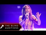 Lacey Madison -'Wicked Game' The Voice Australia 2018 Blind Audition