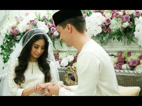 Принцесса Малайзии выходит замуж за простого голландца