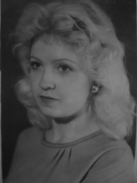 Галина Захарова, 30 апреля 1961, Елабуга, id173776226