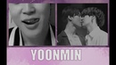 SUGA JIMIN moments/sexual tension Yoonmin