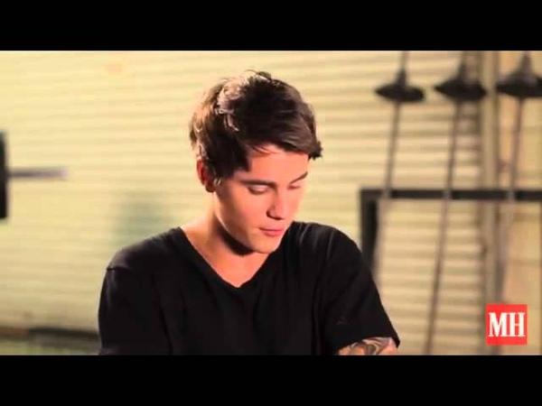 Justin Bieber on Men's health magazine photo shoot interview march 2015 full