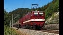EBS BR 142 Holzroller, Albatros, EGP Containerzug, SETG uvm. auf der Frankenwaldbahn