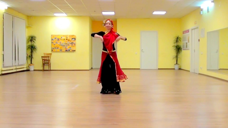 Pirates of the Caribbean ¦ Indian dance version
