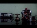 Обзор набора Лего Ниндзяго фильм 70606 уроки мастерства Кружитцу