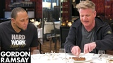 Gordon Ramsay Judges Steaks Cooked By NBA Legends Shawn Marion &amp Caron Butler! Raising the Steaks