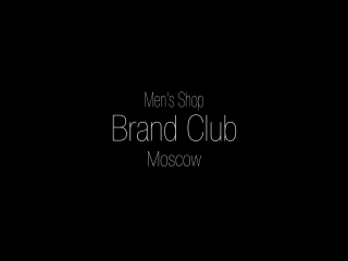 Men's Shop «Brand-Club» 2018 г.