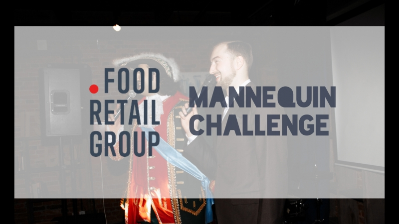 Food Retail Group - Mannequin challenge