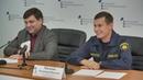 Брифинг о подписании договора между ЛНУ им. Даля и Центром медицины катастроф