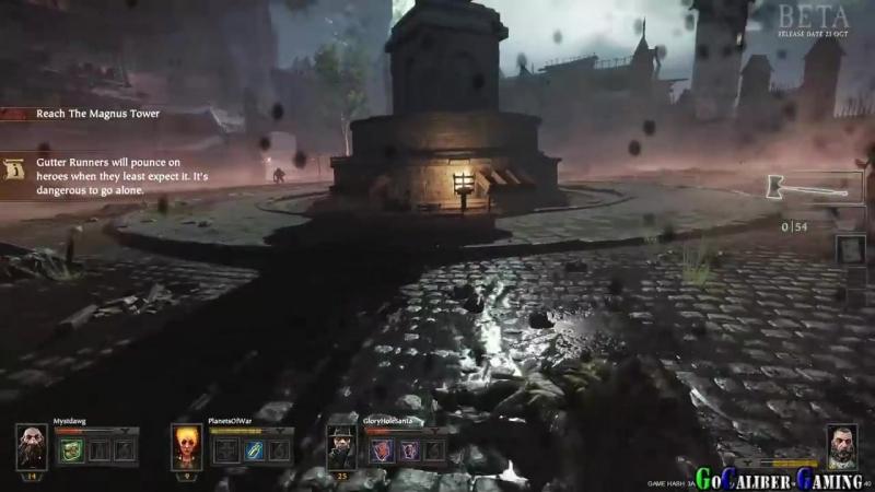 Warhammer End Times Vermintide BETA Walkthrough Gameplay - Part 8 - The Horn of _HD.mp4