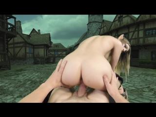 Kristen Scott [ Whorecraft WoW World of Warcraft Porn Sex Teen Fuck Cosplay Rolplay POV секс порно косплэй Elf Game Play VR ]