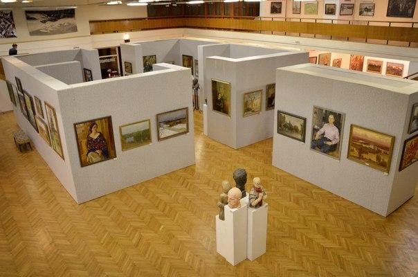 Всероссийская художественная выставка