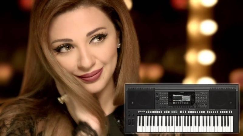 Myriam Fares - Ghmorni (YAMAHA PSR-S770)