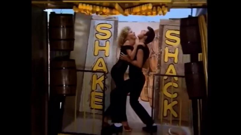 John Travolta and Olivia Newton John You Are The One That I Want Movie Grease