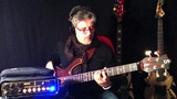 Stayin' alive by Bee Gees personal bassline by Rino Conteduca with Ken Smith bass BSR5 BT