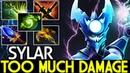 Sylar [Razor] Too Much Damage Insane Carry Gameplay 7.20 Dota 2