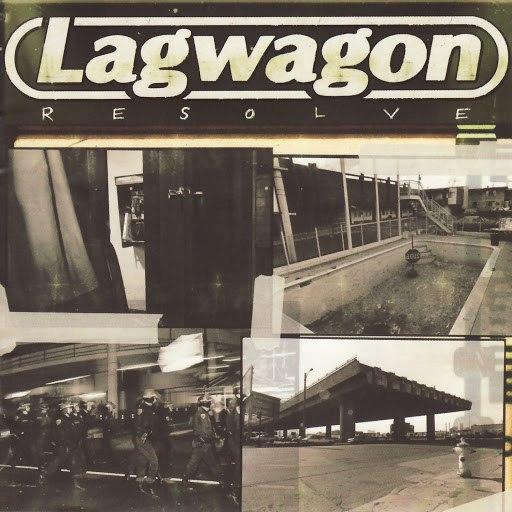 Lagwagon альбом Resolve