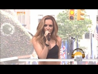 [HD] Little Mix - Wings & Salute - Today Show 17 06 2014