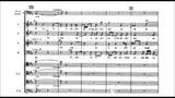 Igor Stravinsky - Symphony of Psalms With score
