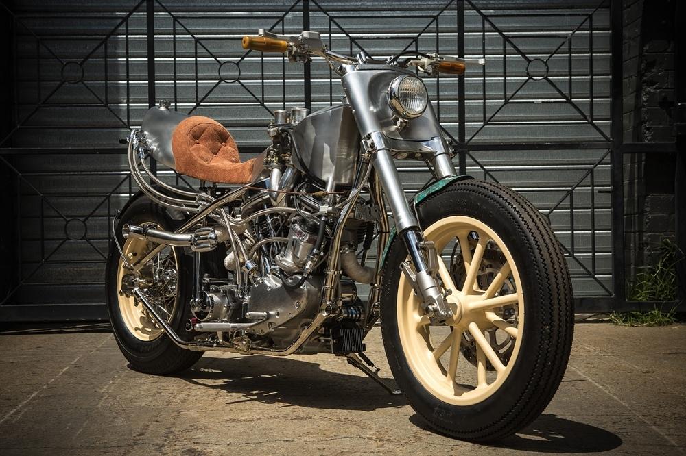 MLR Custom Coachbuilder: кастом Harley-Davidson Hot Rod
