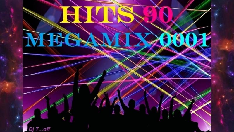 Hits 90 MEGAMIX 0001