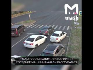 Жителя Тольятти оштрафовали за то, что он пропустил скорую