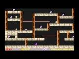 Видео про создание игры LodeRunner на конкурс HTML5-игр сайта GameDev.ru