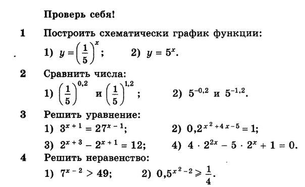 Гдз по Алгебре 8 Класс2005 Год