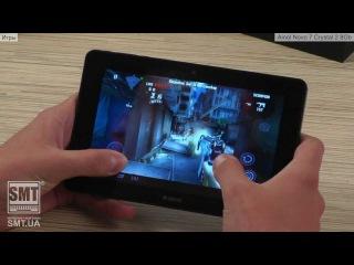 Видео-обзор на планшет Ainol Novo 7 Crystal 2