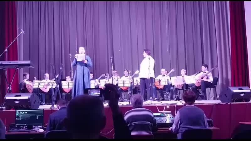 Юбилей школы 55 лет, 23.03.2019