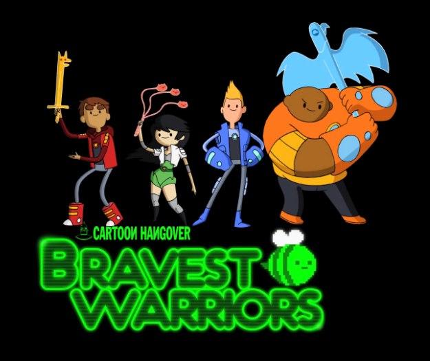 Храбрейшие воины / Bravest Warriors / Сезон: 4 / Серии: 1 из 1 (Мультфильм Похмелье/Cartoon Hangover) [2018, Соединенные Штаты, Мультфильм, WEBRip]