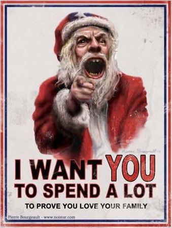 Я хочу, чтобы Вы потратили много, чтобы доказать, что Вы любите свою семью