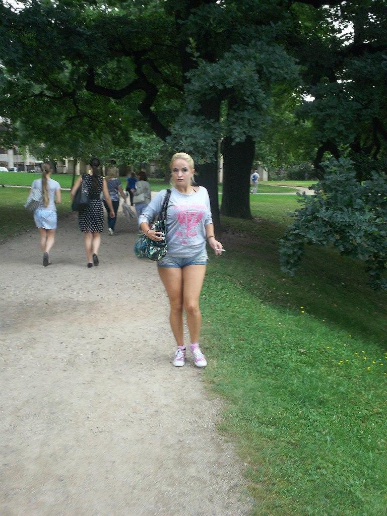 Елена Руденко ( Valteya ) . Германия. Дрезден. Лето 2012. CwHbeuGxNNk