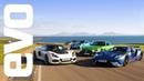Ford GT v Porsche 911 GT2 RS v Mercedes-AMG GT R v Lotus Exige Cup evo LEADERBOARD