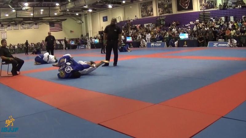Shane Jamil Hill Taylor vs Alexandre Molinaro/Feather - Semi-Final