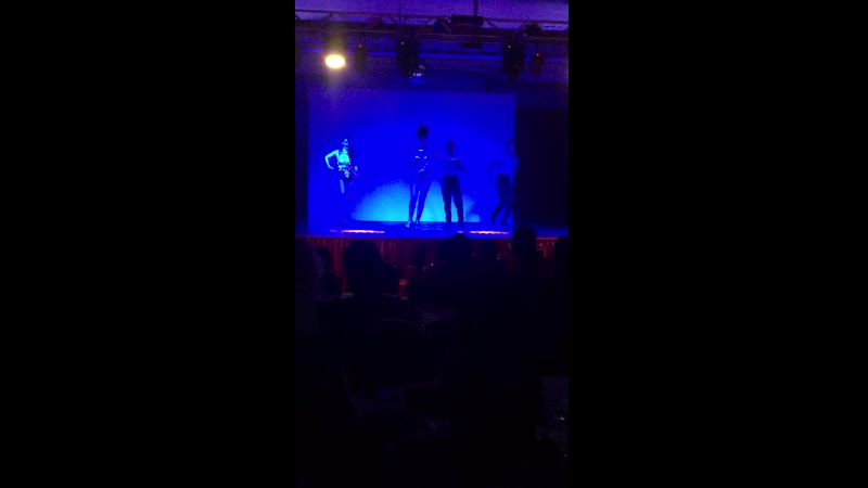 Colombia show