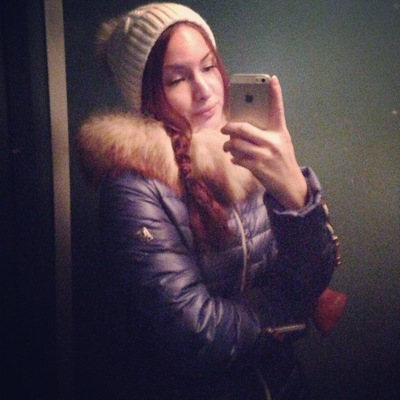 Анила Фадеева, 30 сентября , Москва, id3313155
