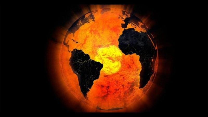 Земля трескается на глазах ..