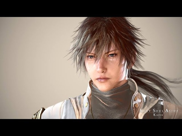 Lost Soul Aside PS4 Gameplay - Chinajoy 2018