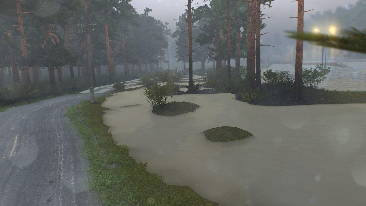 "Карта ""Abandoned Mines"" для 25.12.15 для Spintires - Скриншот 2"