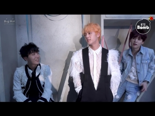[BANGTAN BOMB] Behind story at morning of MUSIC BANK day  - BTS (방탄소년단)