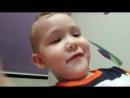 Мое первое видео