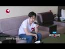 180709 EXO's Lay @ Go Fighting Weibo Update