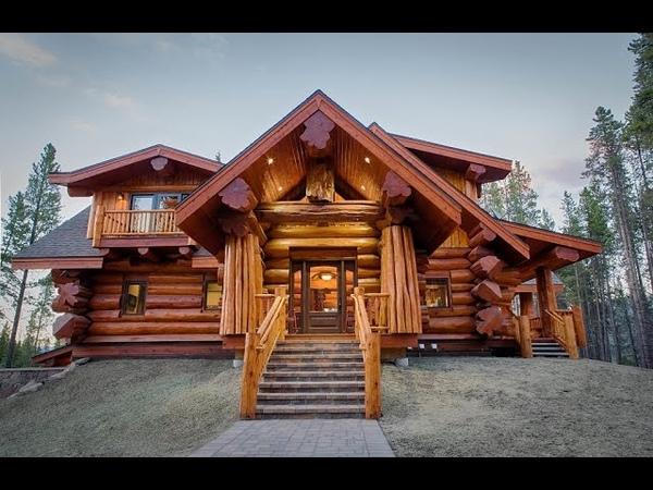 Уникальные дома из дерева 3 сезон 3 серия