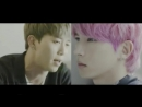 KISEOP&HOON(from U-KISS):MV「Train。時々、Milk Tea」