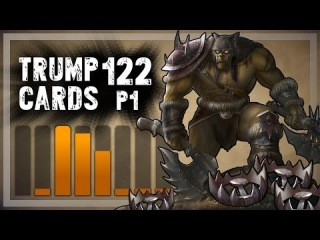 Hearthstone: Trump Cards - 122 - Part 1: Trump Is Laying Traps (Hunter Arena)