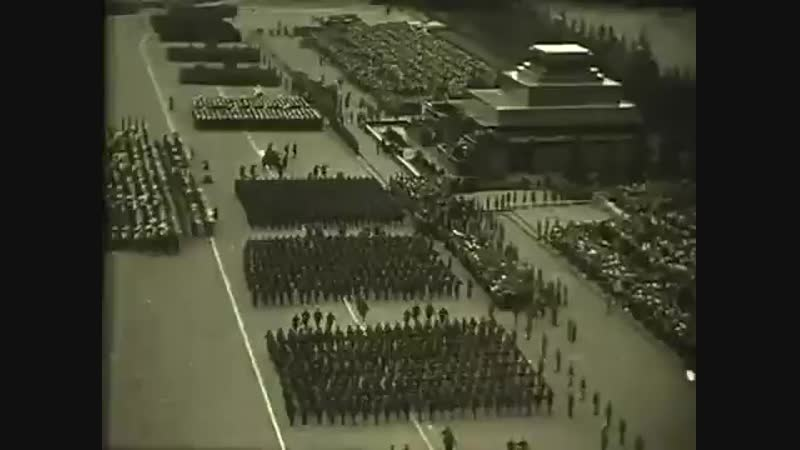Хроника. Военный парад. 1940года. СССР. (360p).mp4