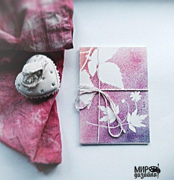 Как сделать милую открытку своими руками… (5 фото) - картинка