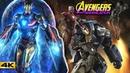 Новая броня Железного человека Mark 85 и Железный легион появятся в Мстителях 4/Avengers 4