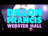 DJ Trendsetter video blog - КАКИМИ ДОЛЖНЫ БЫТЬ ВЕЧЕРИНКИ (Часть 2-я - Webster Hall, New York)