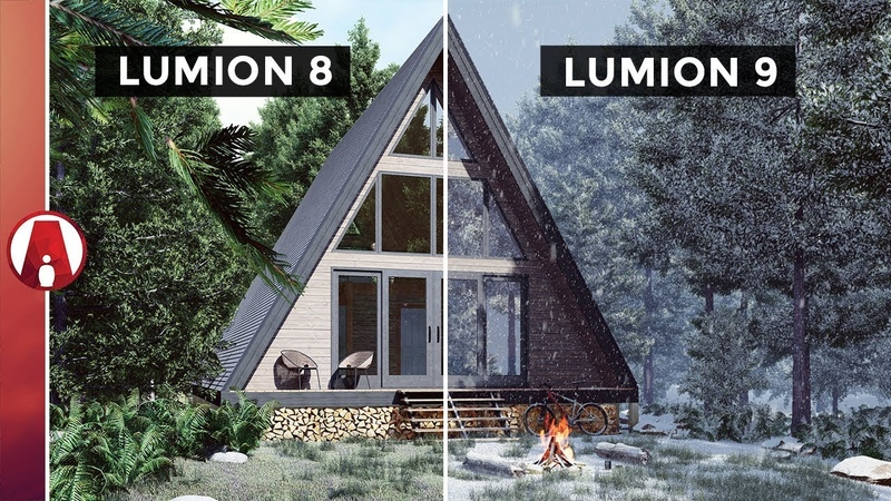 Lumion 9 New Features Tips and Tricks